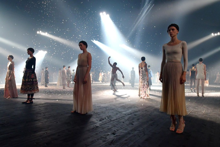 Christian Dior show, spring/summer 2019, Paris Fashion Week