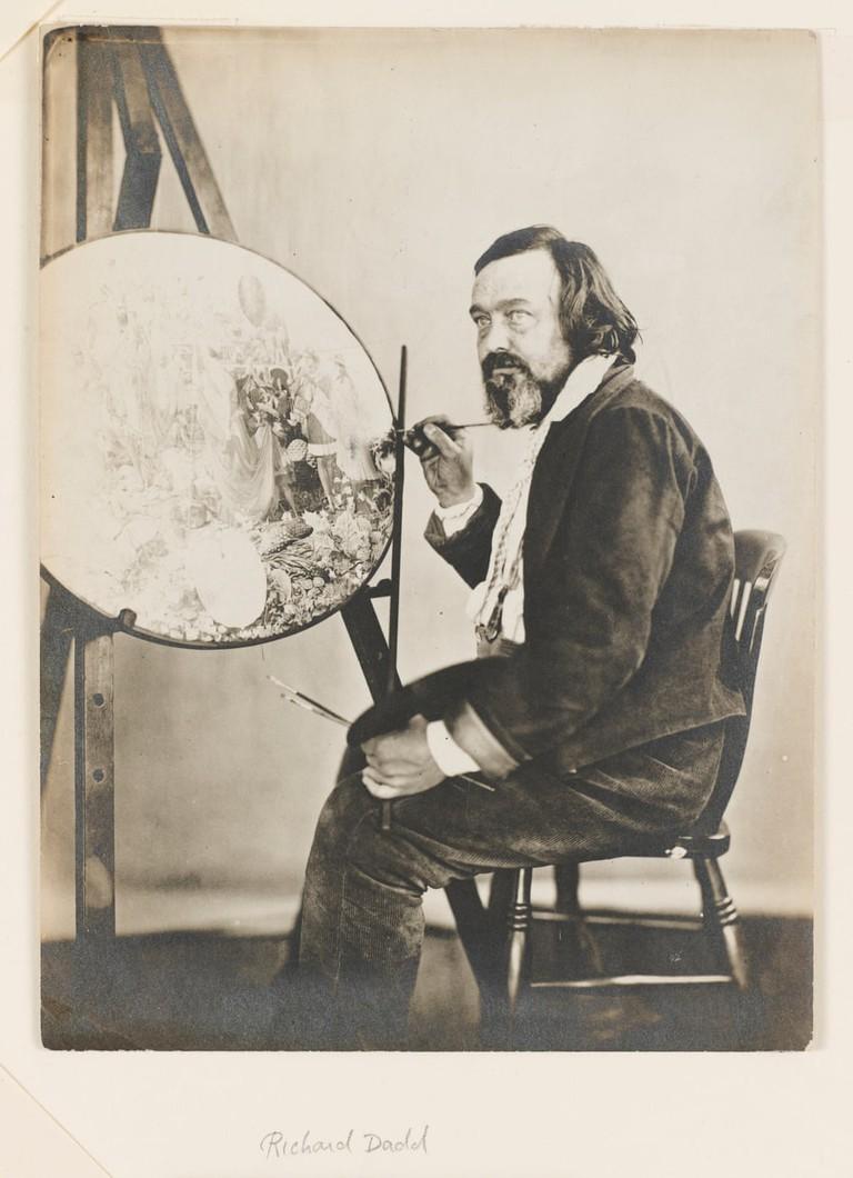 Ricahrd Dadd portrait