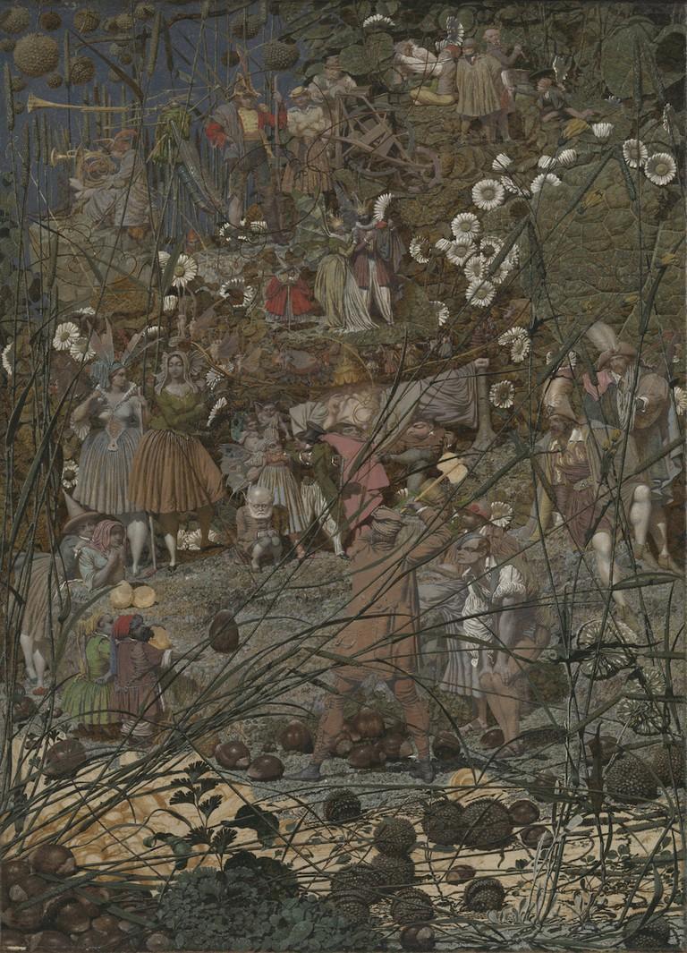Dadd, The Fairy Feller's Master-Stroke, 1855-64, T00598