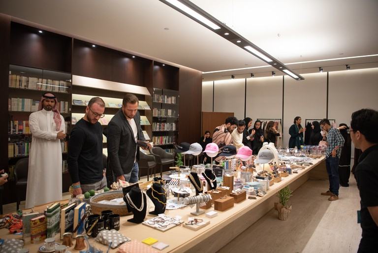 Designers gather in the SDW marketplace