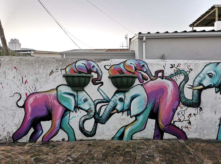 More elephants by Falko One