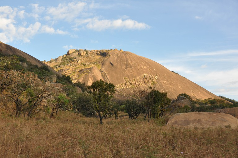 Execution Rock, Swaziland