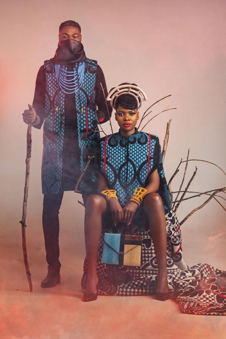 Basotho blanket coats