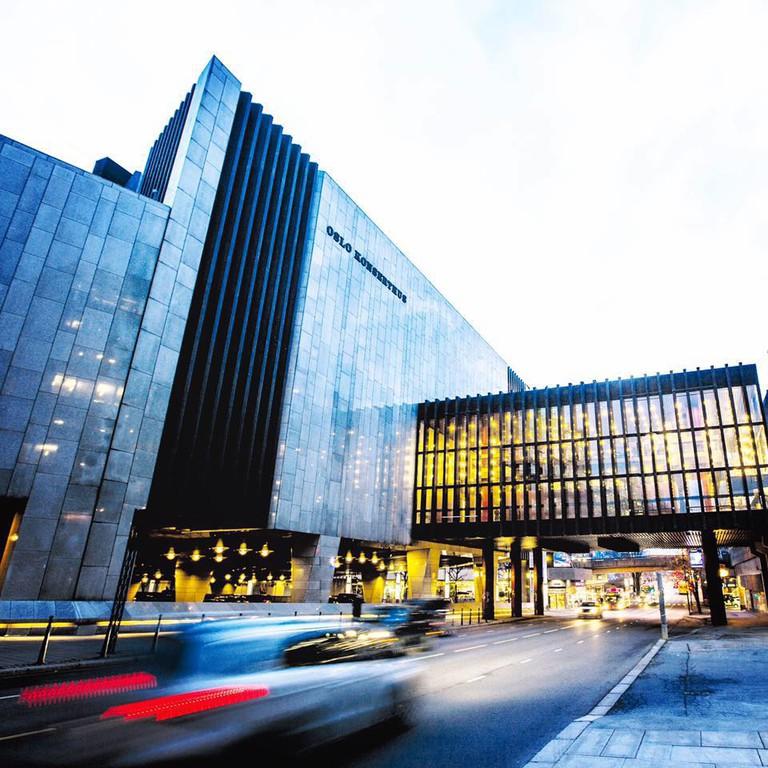 The Oslo Konserthus, Courtesy of Oslo Konserthus