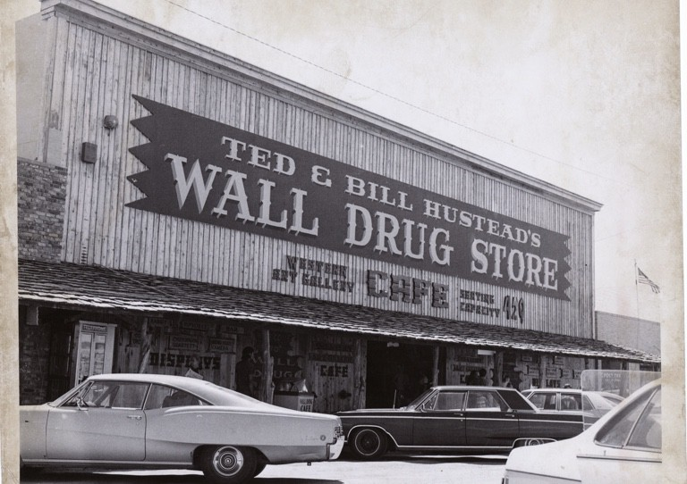 Wall Drug 1931 Storefront 2