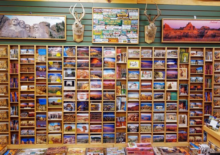 Wall Drug Postcards