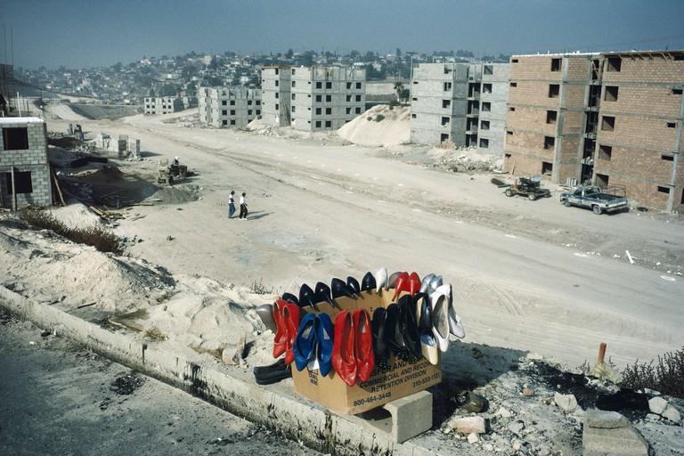 'Tijuana, Mexico' (1995) by Alex Webb