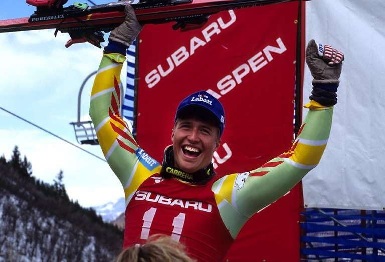 Two-time World Cup champion Cary Mullen