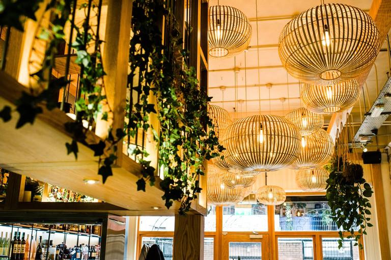 Yugo restaurant Belfast