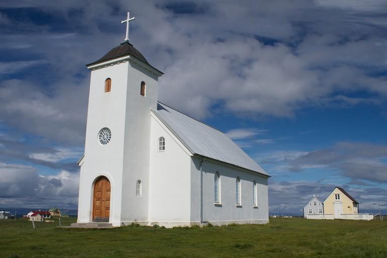 Flatey Church