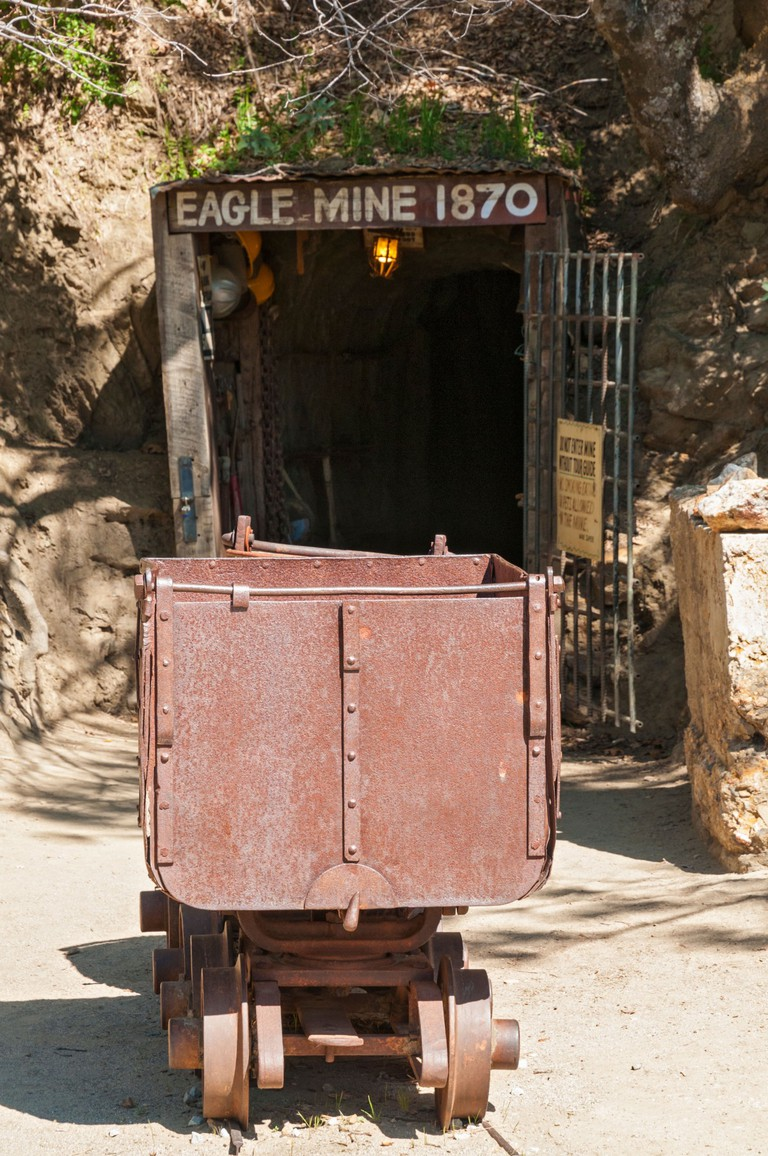 Eagle and High Peak Mine