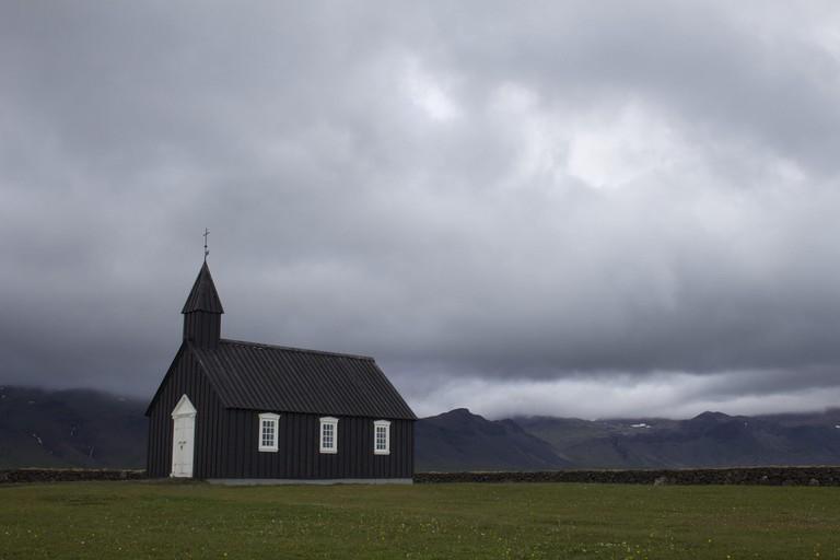 Church nær Búðir