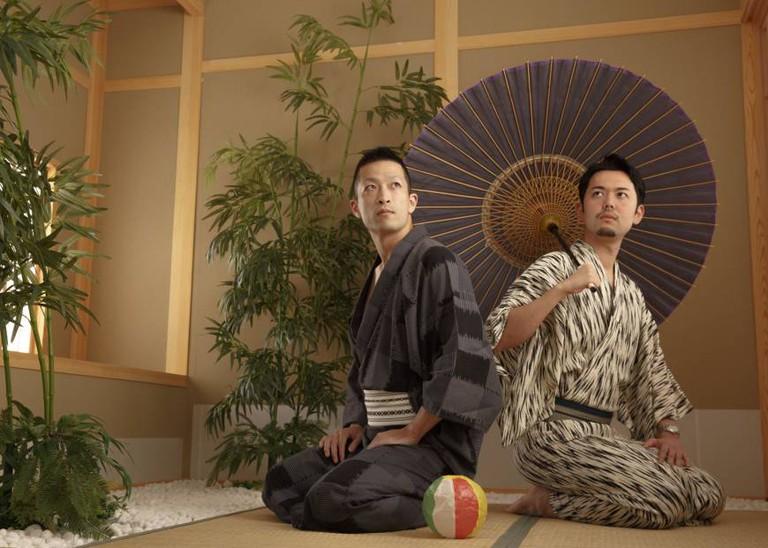 Yuichiro Okazaki and Toshiyuki Niino | © EXIT/ Courtesy of EXIT