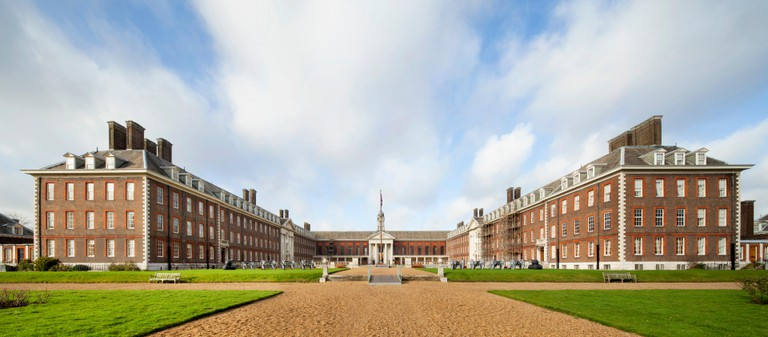 Take a tour of the Royal Chelsea Hospital, led by Chelsea Pensioners