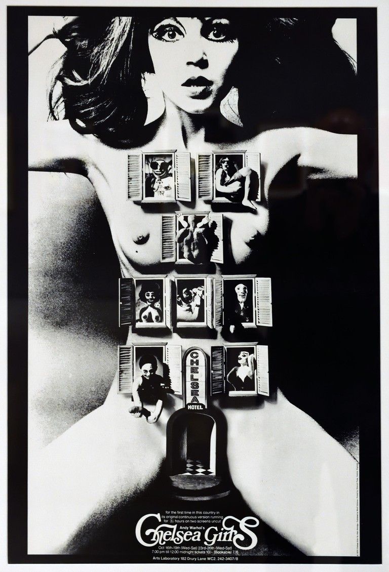 "Poster for ""Chelsea Girls"""