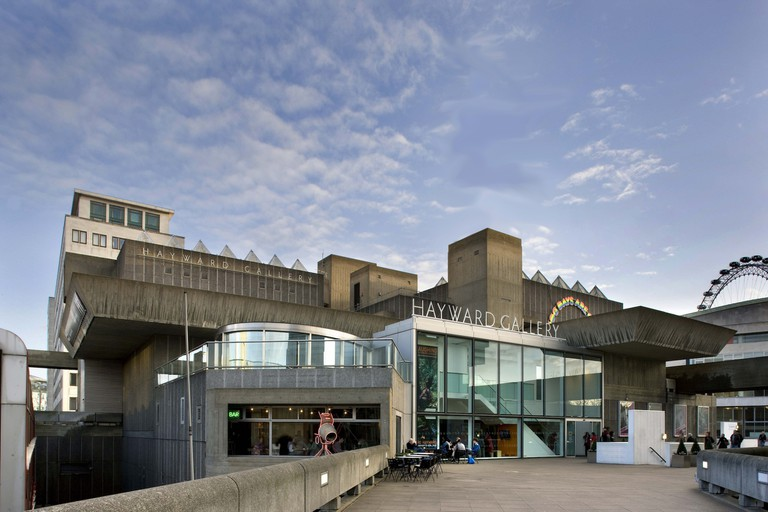 Hayward Gallery is an excellent example of Brutalist architecture