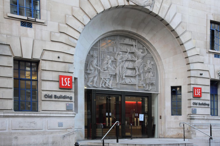 The London School of Economics (LSE).