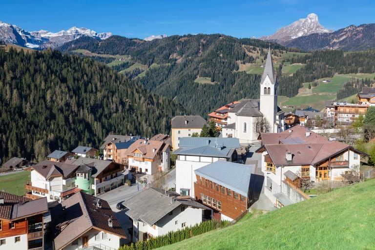 Bolzano province, Italy.