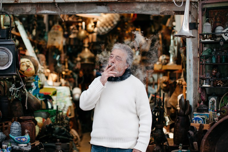 Staying young at heart is always in style in Tel Aviv