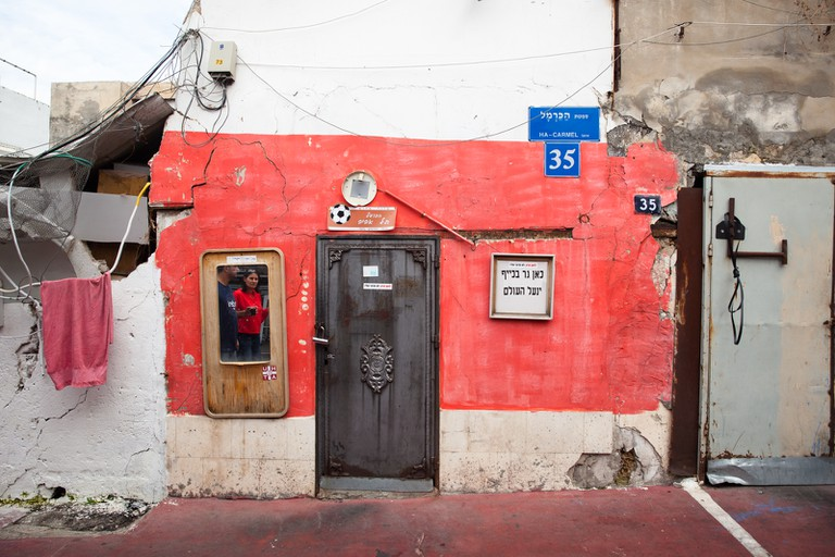 The Yemenite Quarter is the place to go exploring