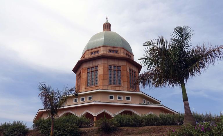 Bahai Temple, Kampala, Uganda, East Africa