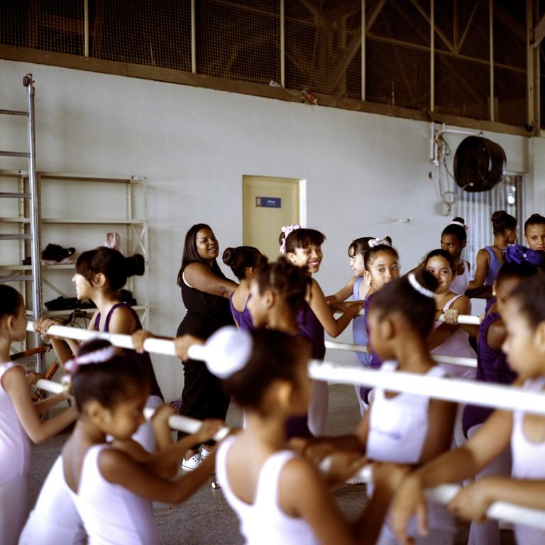 Ballet-Manguinhos-Rio-De-Janeiro-Brazil