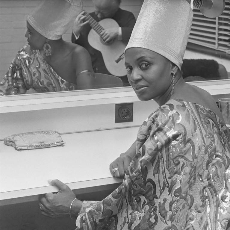 Miriam Makeba in 1969