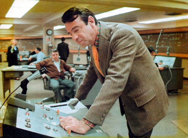 Walter Matthau in The Taking Of Pelham 123.