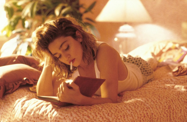 "Madonna in ""Desperately Seeking Susan"""