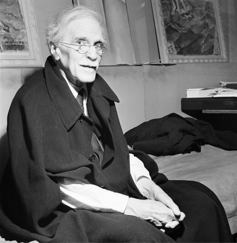 Alfred Stieglitz (1864-1946).
