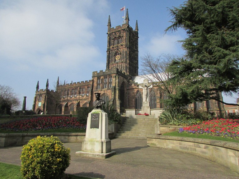 St Peter's Church, Wolverhampton