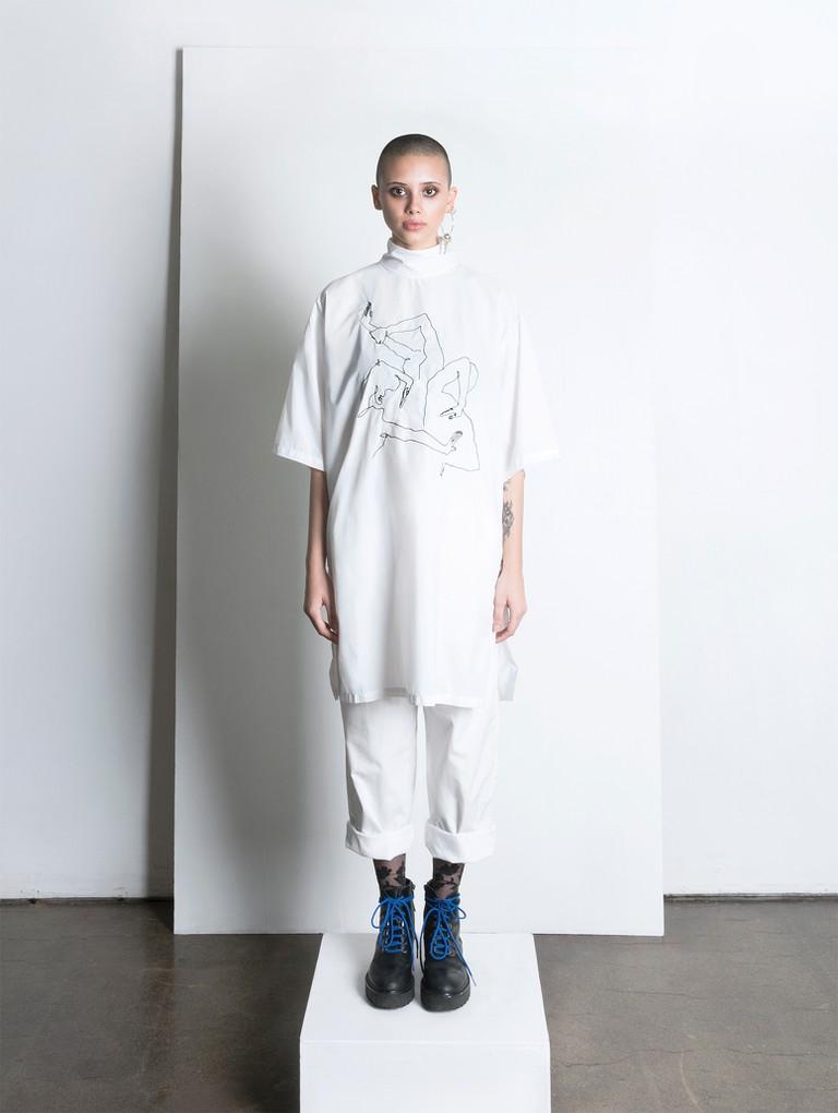 WE ARE MORTALS captures DTLA's emerging fashion scene