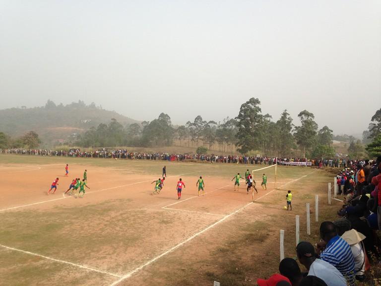 Yong Sports play Bamboutos in Elite One, Bamenda
