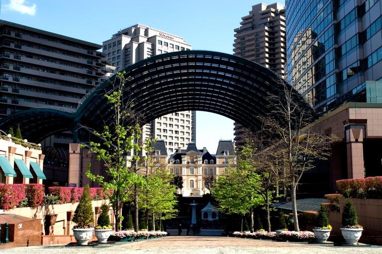 Ebisu Garden Tokyo trendy fashion luxery modern