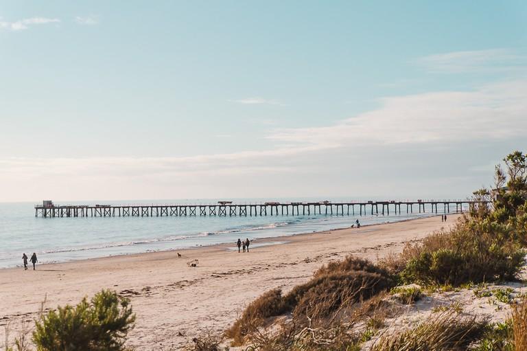 Adelaide's Henley Beach