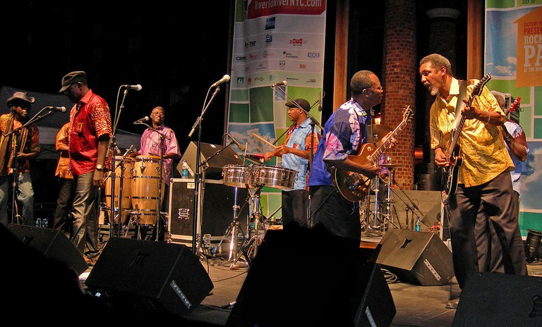 Orchestra Baobab reformed in 2001 and have toured the globe many times since