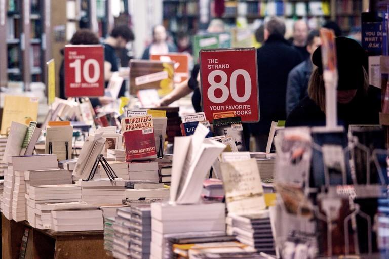 The Strand Bookstore, Manhattan, New York City