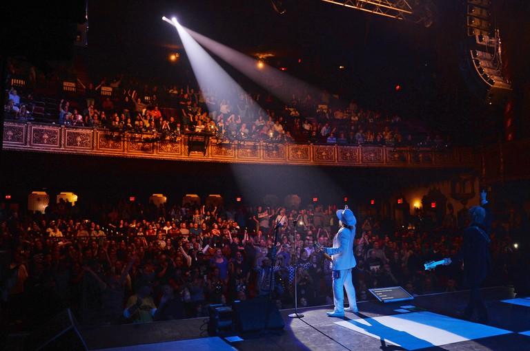 St. George Theater, Staten Island, New York, USA.