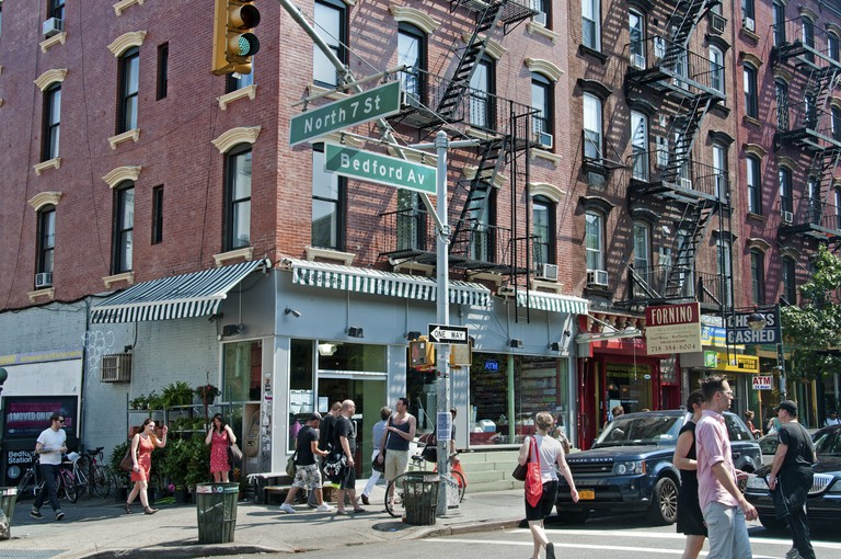A bit of aimless wandering along Williamsburg's Bedford Avenue is a good way to soak up the scene
