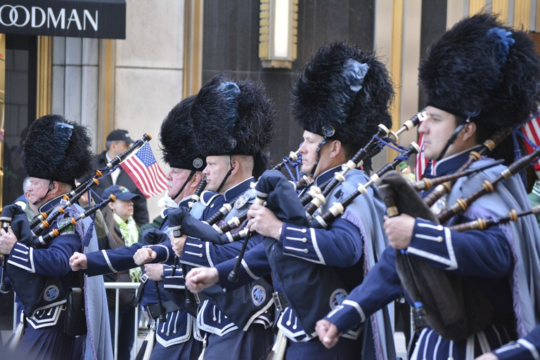 New York City's St Patrick's Day Parade is the largest and oldest in the world