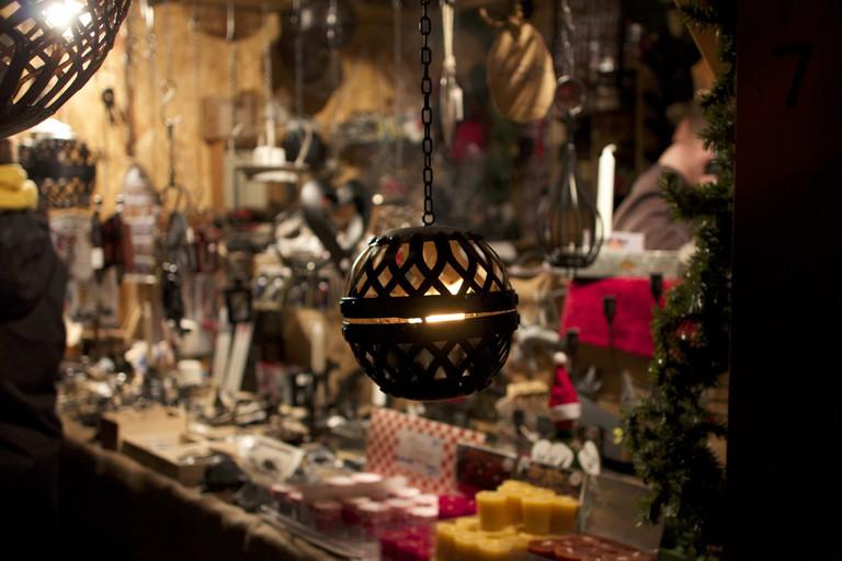 Gamla Stan Christmas Market Knick Knacks