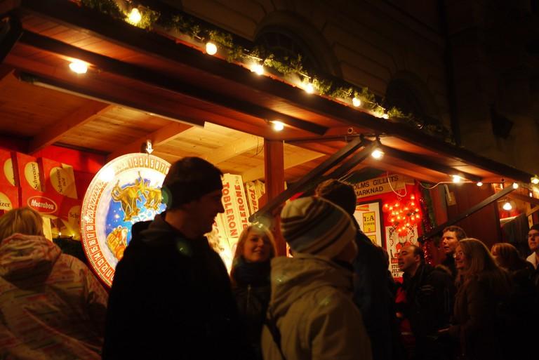Gamla Stan Christmas Shop