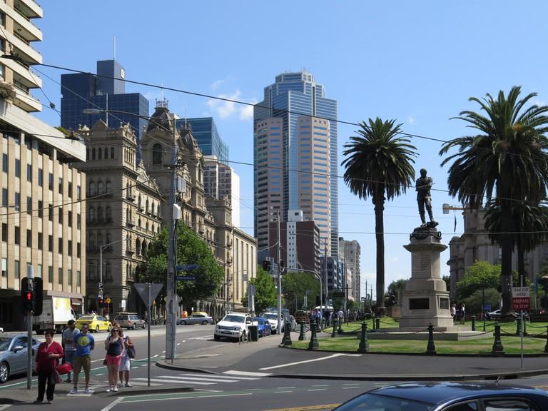 Melbourne's CBD