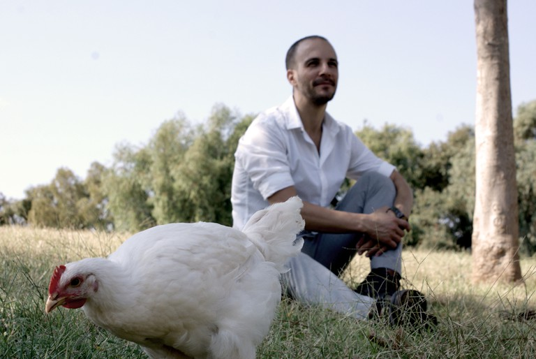 Ido Savir, Founder and CEO of SuperMeat