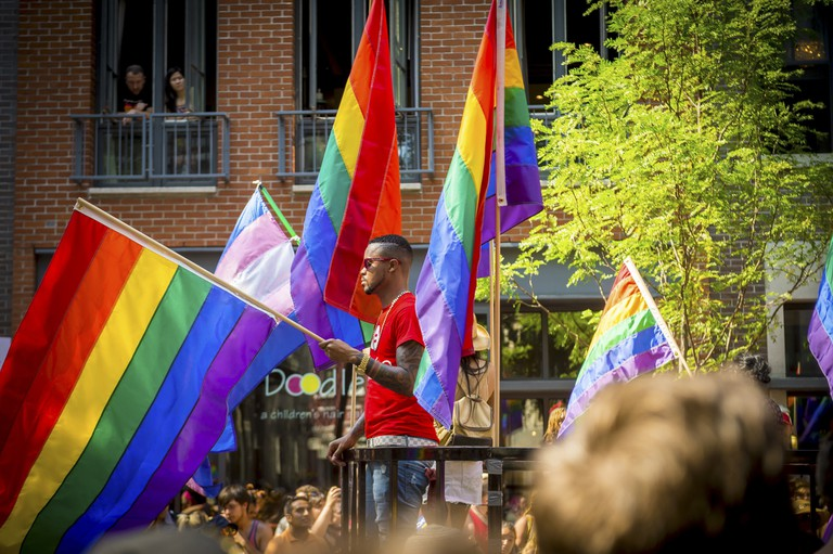 A number of special LGBQT events take place during New York City Pride