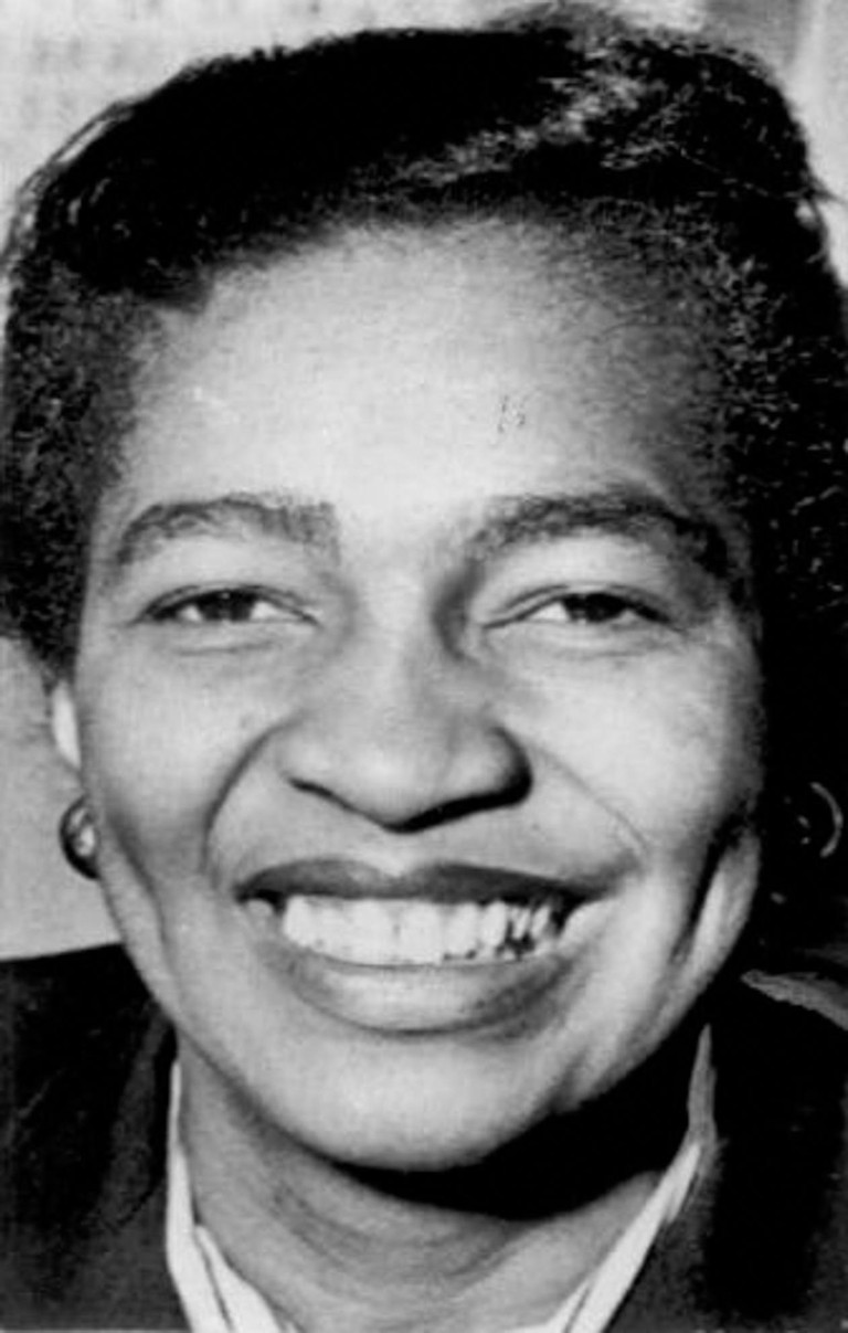 Claudia Jones was born in Trinidad and grew up in the USA