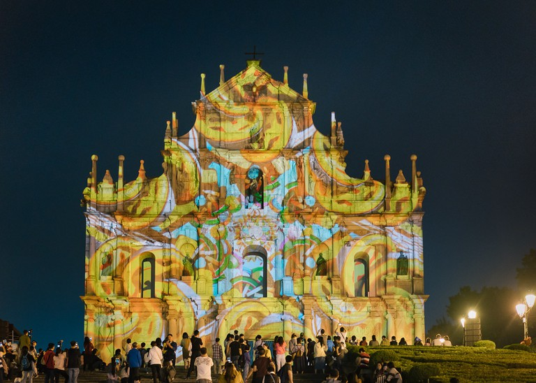 Macau Light Festival 1