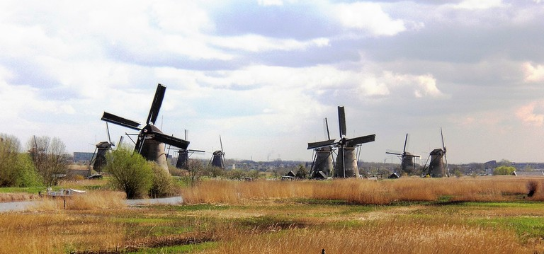 The mill network is the largest and most well-preserved of its kind in the world