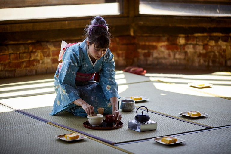 Attending a Japanese tea ceremony is a must-do