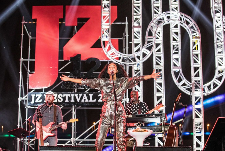 Shanghai JZ Festival, China - 16 Oct 2016